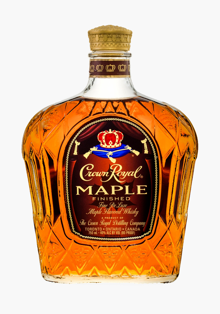 Crown Royal Maple-Spirits