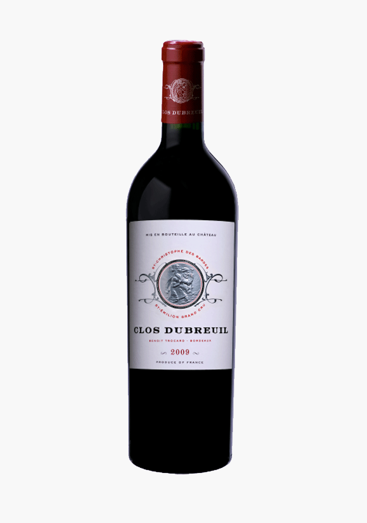 Clos Dubreuil 2009-Wine