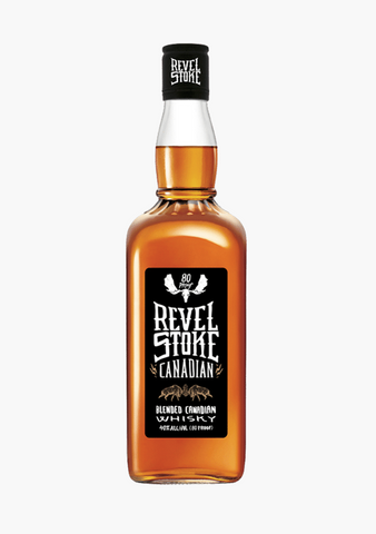 Revel Stoke Canadian Whisky-Spirits