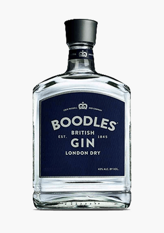 Boodles British Gin-Spirits