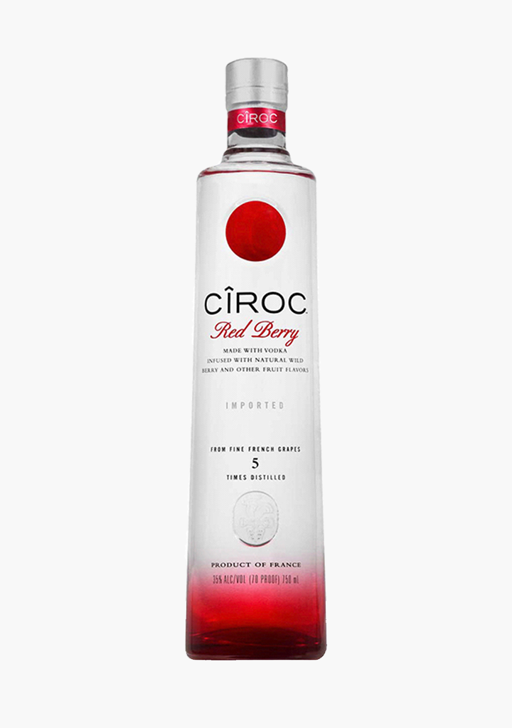 Ciroc Red Berry-Spirits