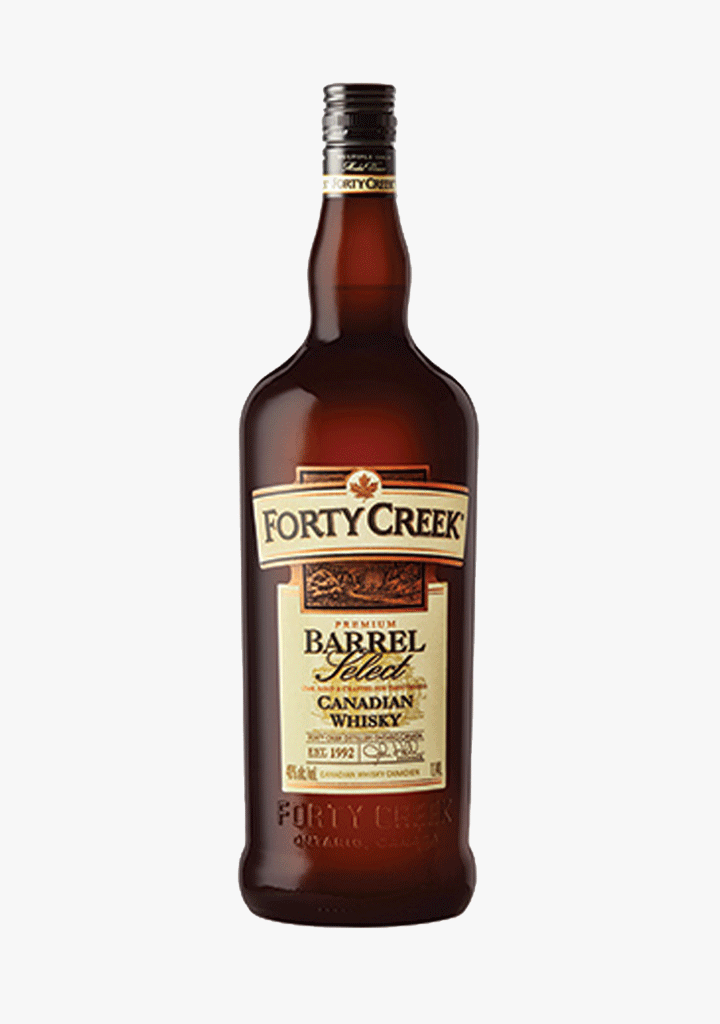 Forty Creek Barrel Select-Spirits