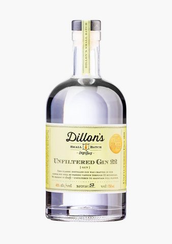 Dillon's Unfiltered Gin 22