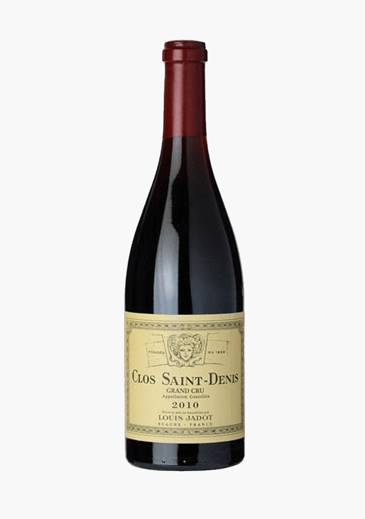 Jadot Clos Saint-Denis Grand Cru 2010-Wine
