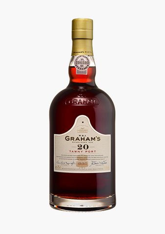 Graham's 20 Year Old Tawny-Fortified