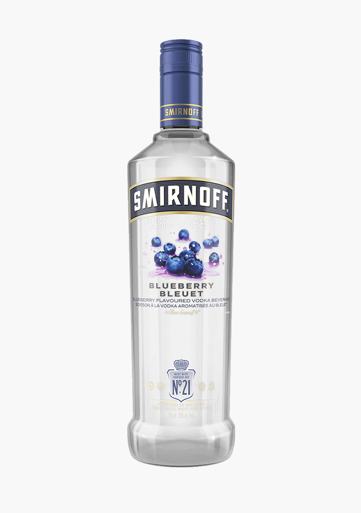 Smirnoff Blueberry Twist Vodka