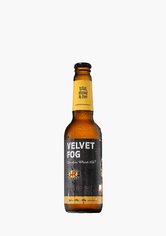 Wild Rose Velvet Fog - 6 x 341 ml-Beer