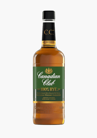 Canadian Club 100% Rye Chairmans-Spirits