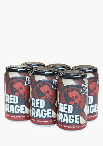 Tool Shed Red Rage - 6 x 355 ml