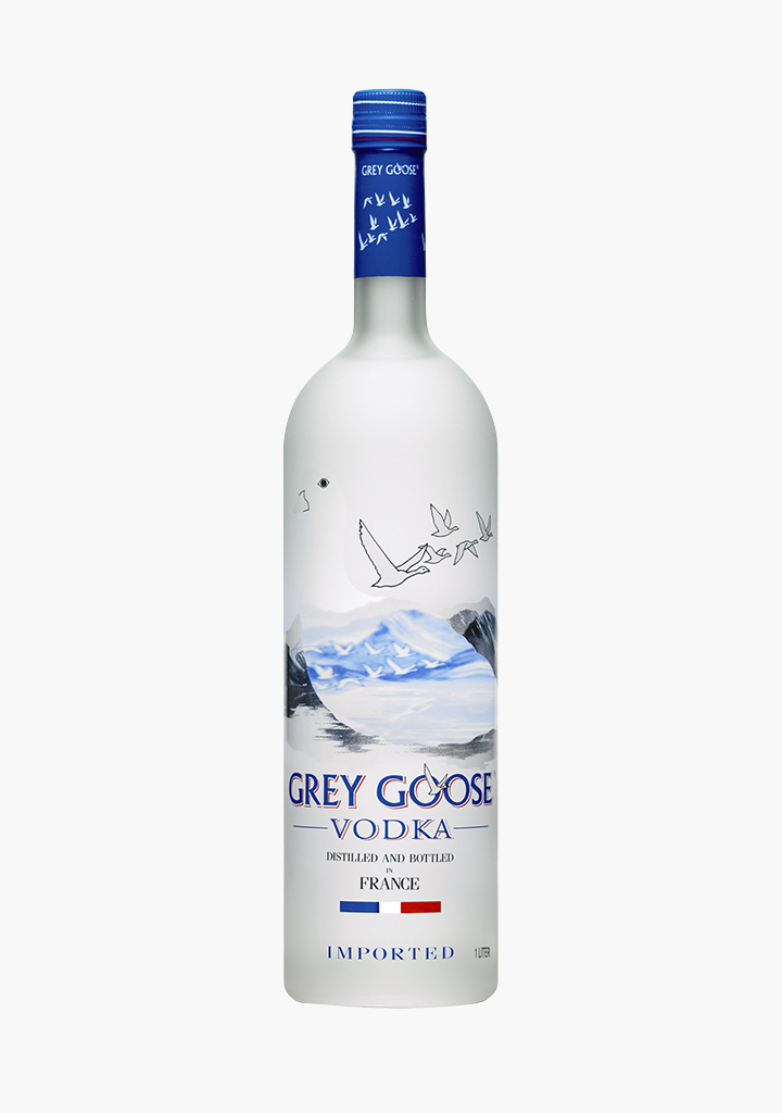 Grey Goose - 750 ml-Spirits