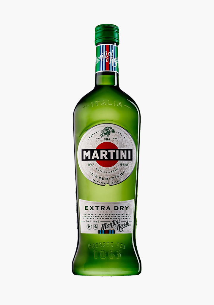 Martini X-dry-Fortified