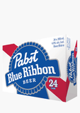 Pabst Blue Ribbon - 24 x 355 ml-Beer
