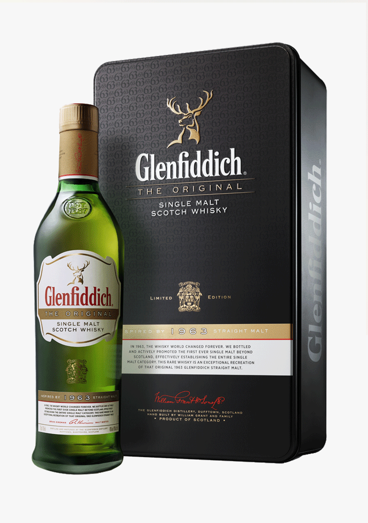 Glenfiddich The Original-Spirits