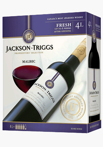 Jackson Triggs Proprietors Selection Malbec-Wine