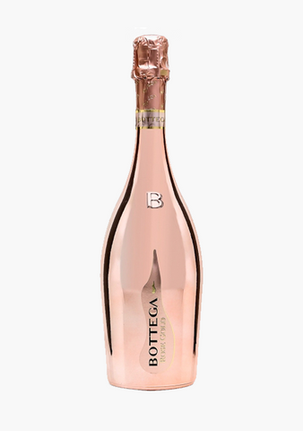 Bottega Rose Gold-Sparkling