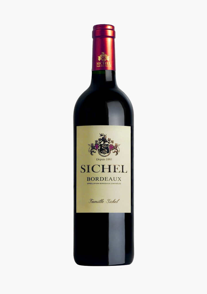 Bordeaux Sichel-Wine