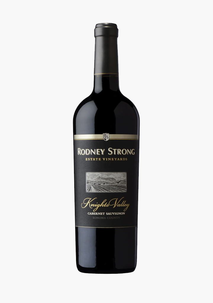 Rodney Strong Knights Valley Cabernet Sauvignon 2013-Wine