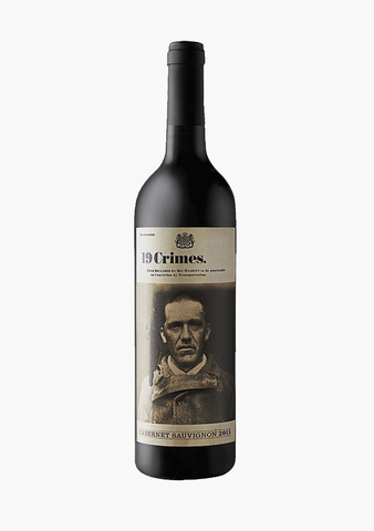 19 Crimes Cabernet Sauvignon-Wine