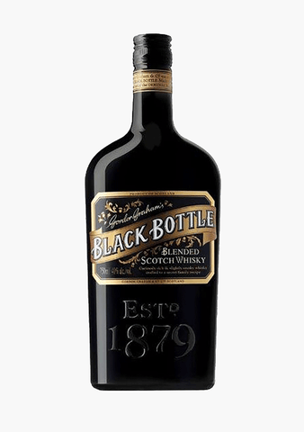 Black Bottle Blended Scotch-Spirits