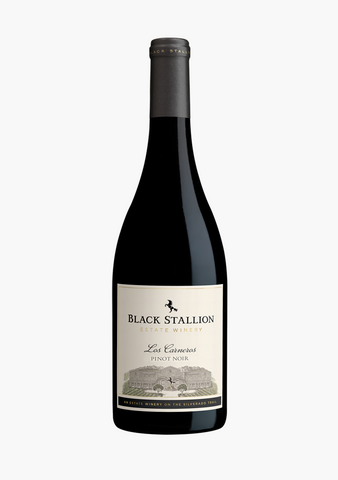 Black Stallion Heritage Pinot Noir-Wine