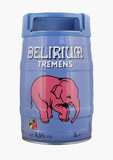 Delirium Tremens 5L Mini Keg-Beer