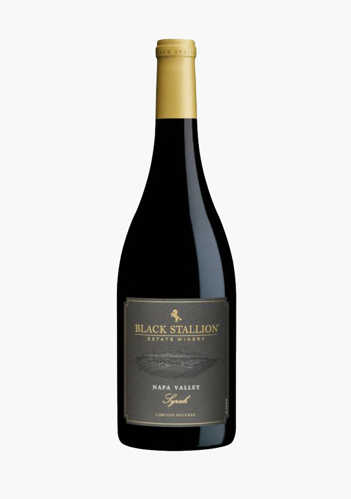 Black Stallion Limited Release Syrah 2014