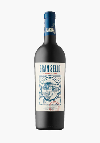 Gran Sello Tempranillo Syrah-Wine