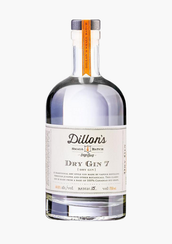 Dillon's Dry Gin 7