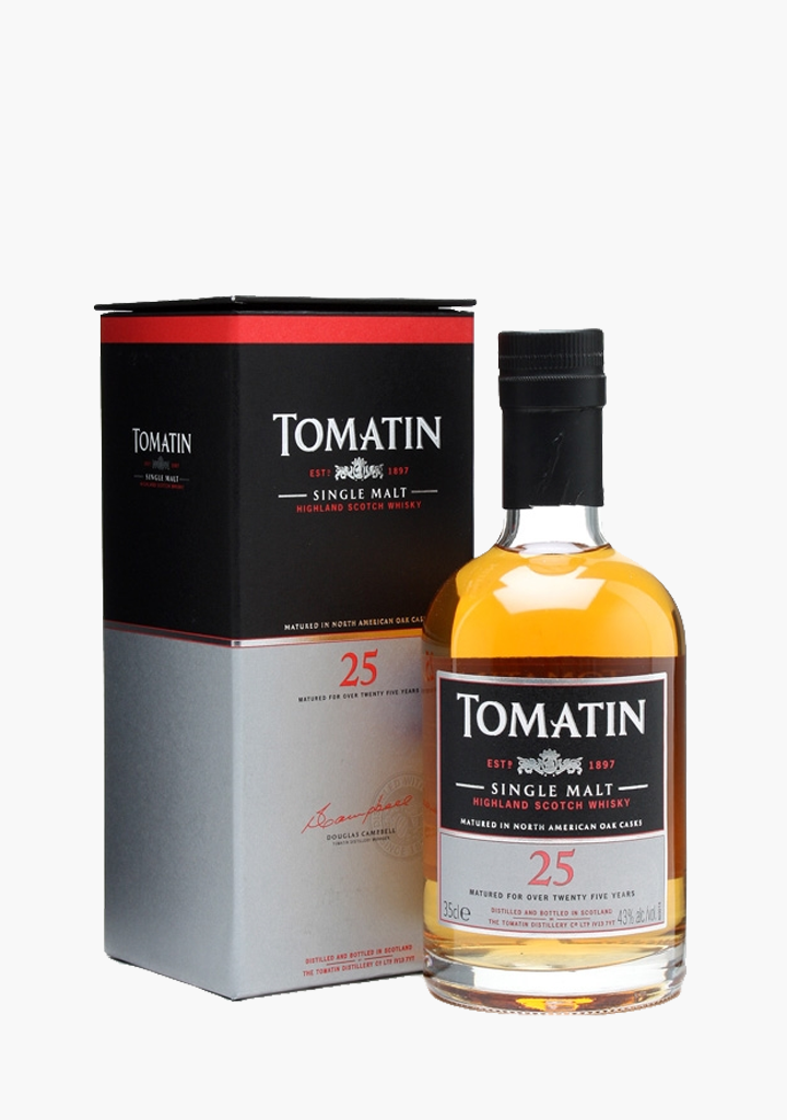 Tomatin 25 Year Old - 350 ml