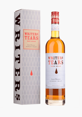 Writers Tears Red Head Single Malt-Spirits