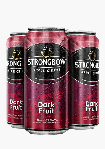 Strongbow Darkfruit 4 x 440 ml-Cider