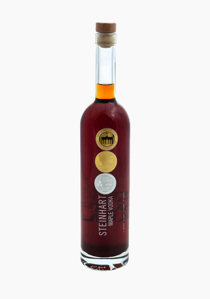 Steinhart Maple Vodka-Spirits
