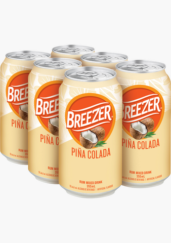 Breezer Pina Colada 6 x 355 ml