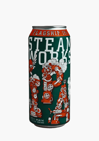 AGLC Steamworks Flagship IPA Can - 788759-Staging