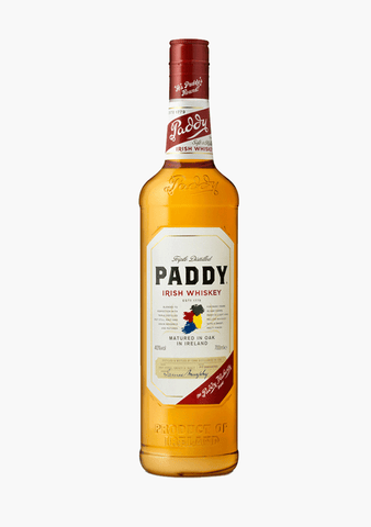 Paddy Irish Whiskey-Spirits