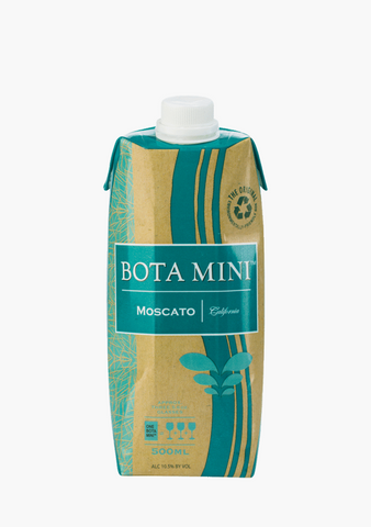 Bota Box Moscato Mini-Wine