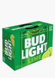 Bud Light Lime Cans - 12 x 355ml-Beer