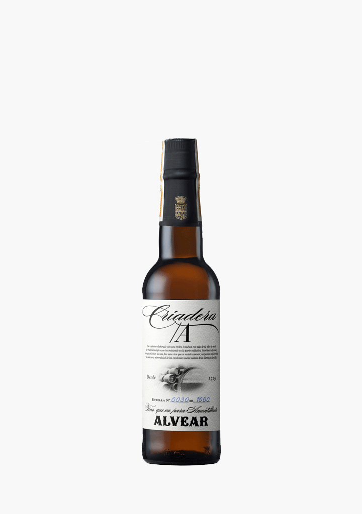 Alvear Criadera - Half Bottle