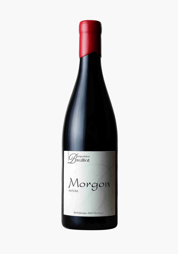 Bulliat Morgon-Wine