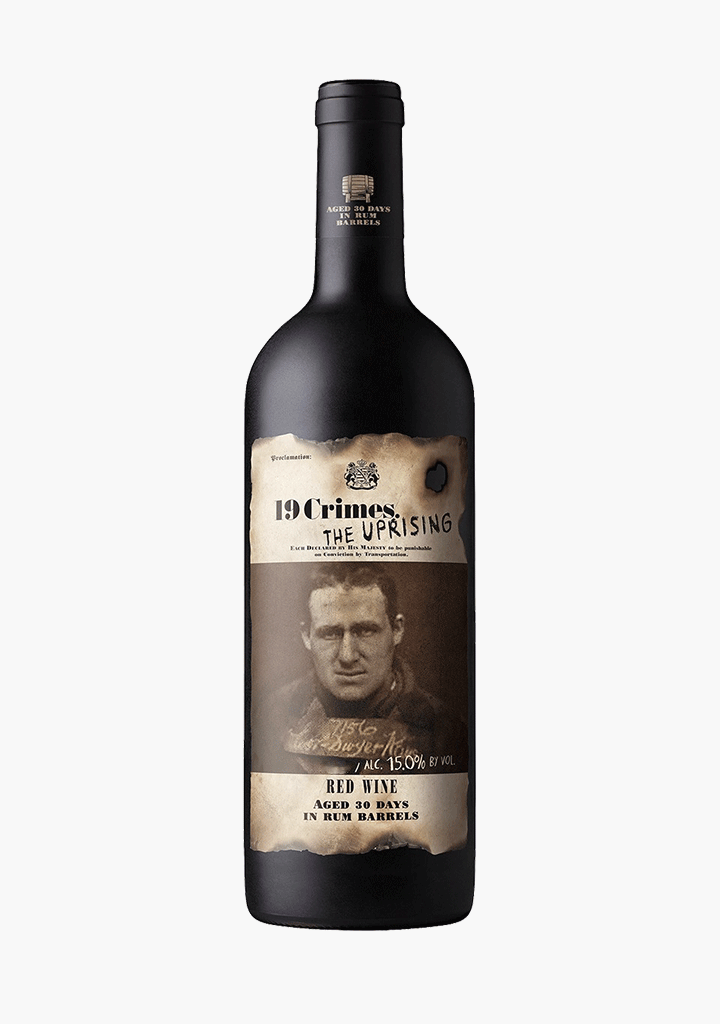 19 Crimes The Uprising Red Blend-Wine