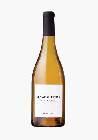 Bread & Butter Chardonnay-Wine