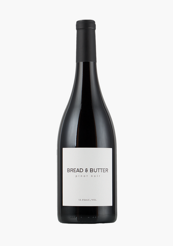 Bread and Butter Pinot Noir 2018-Wine