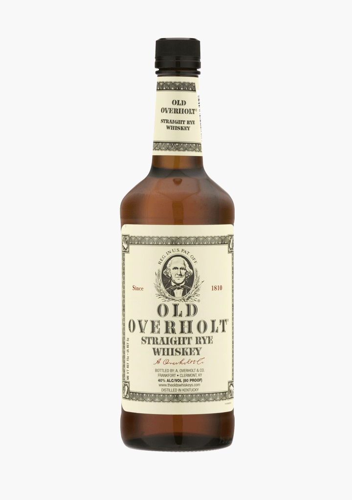 Old Overholt Straight Rye-Spirits