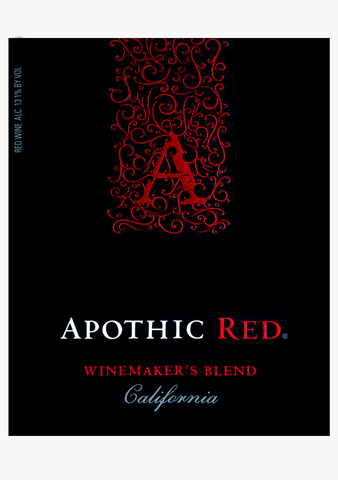 Apothic Red - 3 Litre Box-Wine