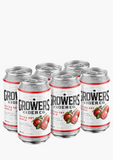 Growers Extra Dry Apple - 6 x 355 ml-Cider