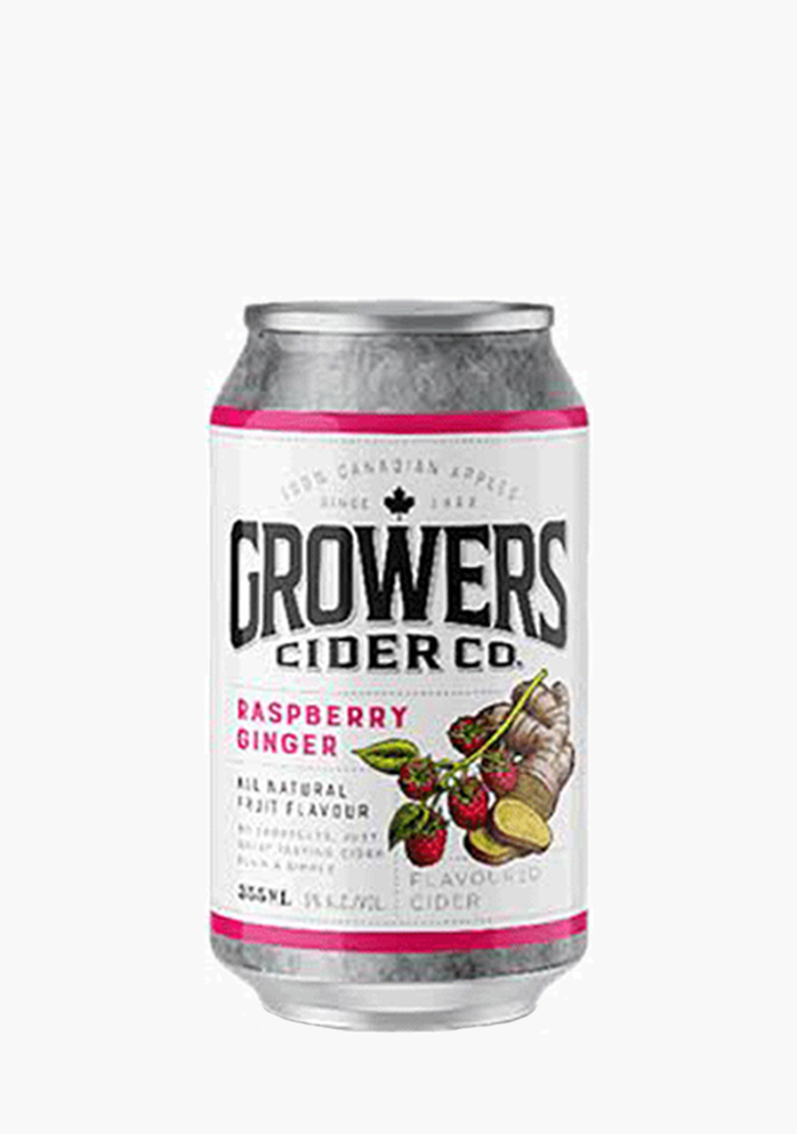 Growers Field Raspberry - 6 x 355 ml
