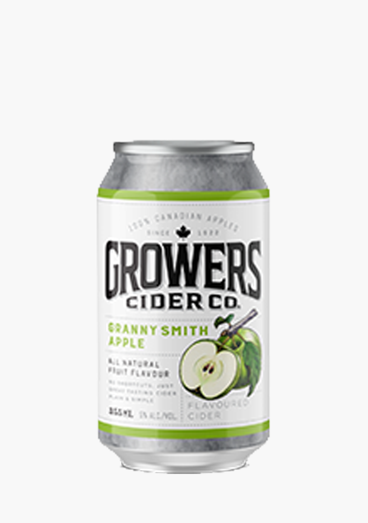 Growers Granny Smith - 6 x 355 ml