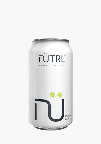 Nutrl Vodka Soda Lime-Coolers