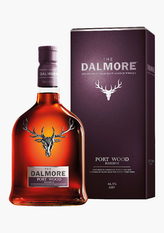 Dalmore Port Wood Reserve-Spirits