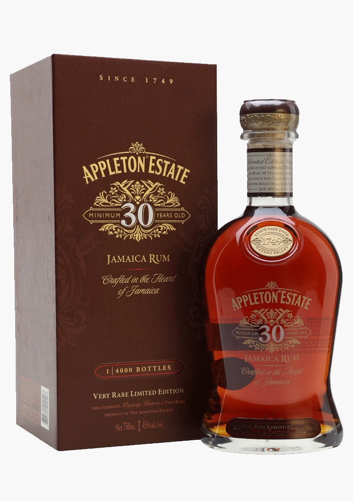 Appleton Estate 30 Year Old-Spirits